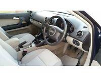 Audi A3!! Low miliege!! Quick Sale!!