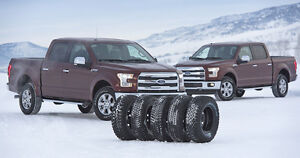FORD F250 WINTER TIRES AND STEEL RIM PACKAGES!!!!! Kawartha Lakes Peterborough Area image 1