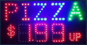 Custom Programmable LED Signs, Solar Power LED Signs