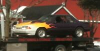 1988 Ford Mustang LX Drag Race Car Coupe
