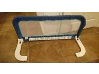 Used Safety First Bed Guard Rail Portable Compact Expanding