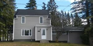 Charming 3600+ sqft 2 storey home with large fenced lot