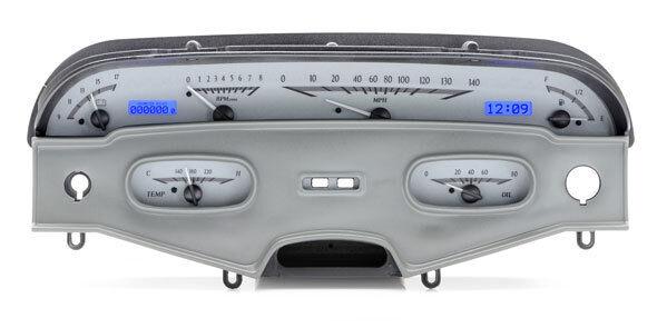 Dakota Digital 58 Chevy Impala Car Analog Gauge Dash Instruments Kit VHX-58C-IMP