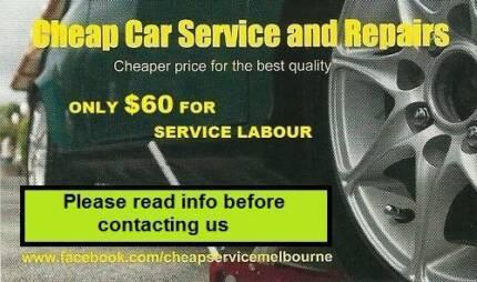 Cheap Car Service & Repairs - Mobile mechanic/7days a week