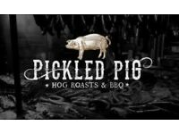 Established Hog Roast and BBQ business and all extras