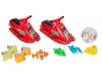 Chad Valley water inflatable set