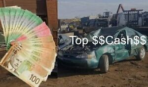 WE BUY JUNK AND UNWANTED VEHICLES ANY CONDITION $$$