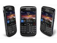 BlackBerry Bold 9780 unlock - Black