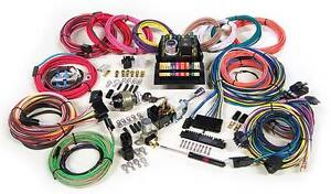 auto wiring kit parts accessories american auto wire 500703 highway 15 universal wiring harness kit