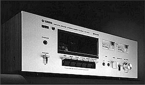Yamaha Natural Sound Stereo Cassette Deck