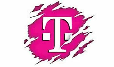 Preloaded T-Mobile Sim card with Prepaid plan $60 10GB 4G LTE Free First month