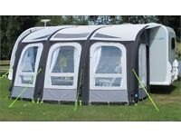 Kampa Ace AIR 400 inflatable caravan porch awning - 2016(Used Once-good as new Bargain!!!!!)
