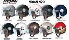 Nolan Open Face Helmets