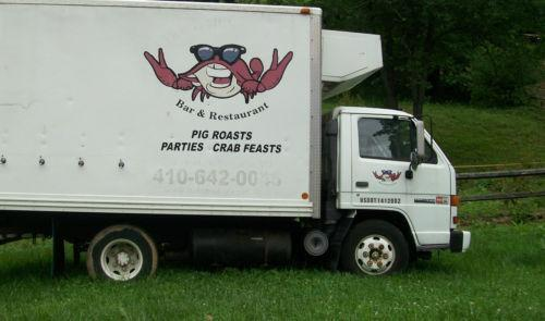 Gmc Box Truck Ebay