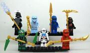 Lego Ninjago NRG Cole