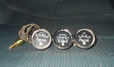 Case Tractors Cddidollalaircsscsiso400600 Temp Oil Amp Gauge Set