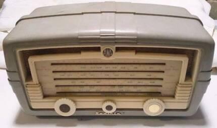 Vintage AWA Radiola 565MA Valve Radio Wareemba Canada Bay Area Preview