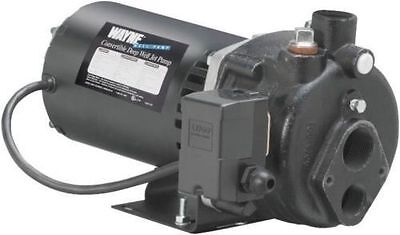NEW WAYNE CWS50 1/2 HP DEEP WELL JET PUMP  NEW IN BOX SALE 6243554