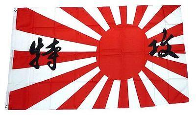 Fahne / Flagge Japan Kamikaze 90 x 150 cm Flaggen