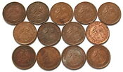 South Africa Coin Set