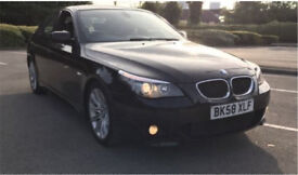 Bmw 520 Diesel Msport 9 month mot full history top of range Front fogs leather seats spider alloys