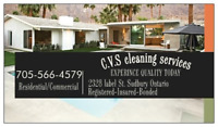 Experience Quality Window Cleaning 705-566-4579