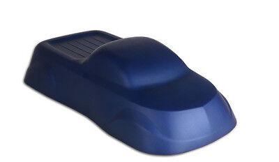 Powder Coating Paint Anodized Blue Transparent Flat 1lb .45kg