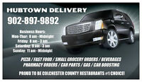 Subcontracted Delivery Drivers