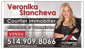 Vous pensez vendre votre propriété? Service exceptionnel!
