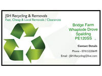 Fast, Cheap & Local Rubbish Waste Removal / Clearance Service. Garden, Office & Household
