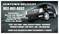 SUBCONTRACTED DELIVERY DRIVERS PAID CASH DAILY!