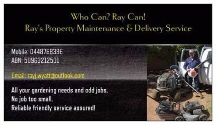 Rays Property Maintenance Service
