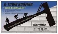 K-TOWN ROOFING serving all okanagan valley