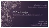 MB Cleaning - Reliable, Professional, and Detailed!