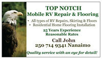 TOP NOTCH RV REPAIR & FLOORING