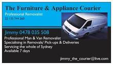 ★★THE FURNITURE & APPLIANCE COURIERS★★ Marrickville Marrickville Area Preview