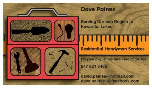Residential Handyman Services | Renovations, General