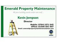 Emerald Plastering & Property Maintenance