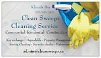 Cleaners wanted - Wasaga-Blue Mountain-Collingwood