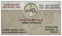 NORTHEAST DRYWALL INC