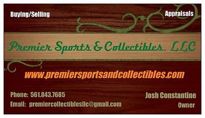 Premier Sports and Collectibles LLC
