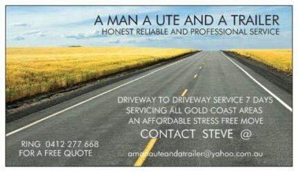A MAN A UTE A TRAILER Pimpama Gold Coast North Preview