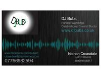 DJ for all occasions. Reasonable prices