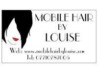 Mobile Hairdresser in Edinburgh