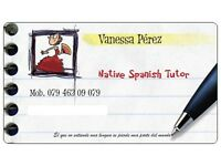 Qualified Spanish tutor (QTS and DBS) - North and Central London (GCSE, A level, DELE, business...)
