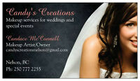 MAKEUP ARTIST FOR WEDDINGS AND EVENTS