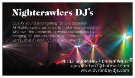 Nightcrawlers DJ's Byron Bay Wedding Djs Party Djs. Federal Byron Area Preview