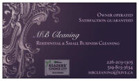 MB Cleaning - The RIGHT choice, the FIRST time!
