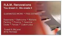 CEMENT RESURFACING AND CEMENT CRACK REPAIRS - R.A.M. RENOVATIONS