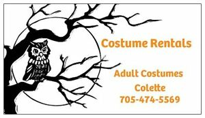 Costume Rentals- 500 plus Costumes